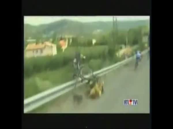 Největší blbci - Tour de France