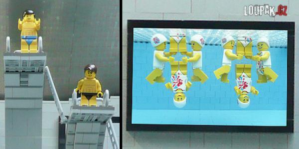OBRÁZKY - LEGO Olympijské hry