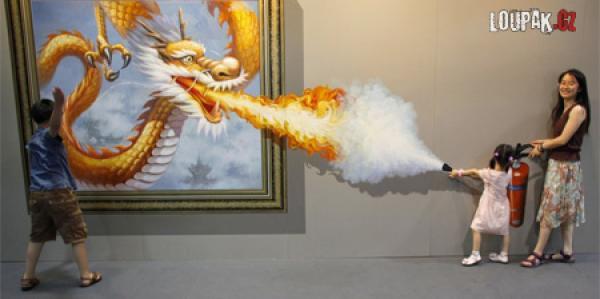 OBRÁZKY - Umění - 3D obrazy