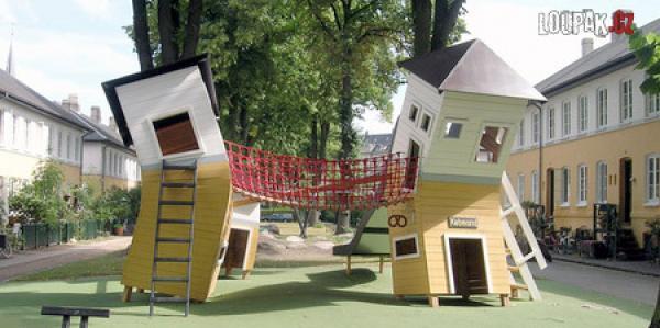 OBRÁZKY - Originální dětská hřiště