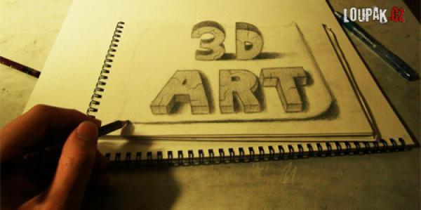 OBRÁZKY - Umění - 3D kresby