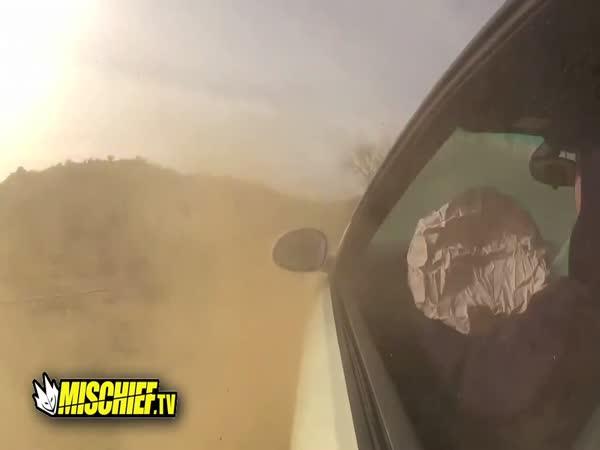 BMW M3 amatér za volantem