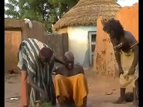 Zajímavý očišťující rituál