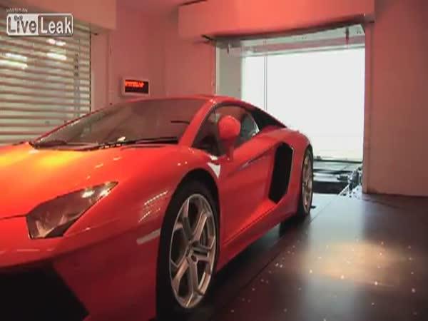 Jak milionáři parkují svá auta