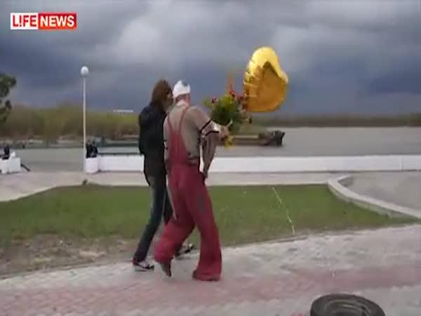 Žádost o ruku po Rusku