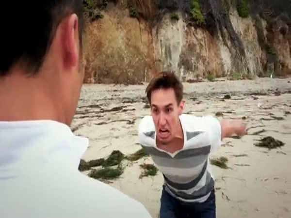FreddieW - Plážový sensei