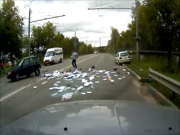 Blbci za volantem - nehody 6.díl