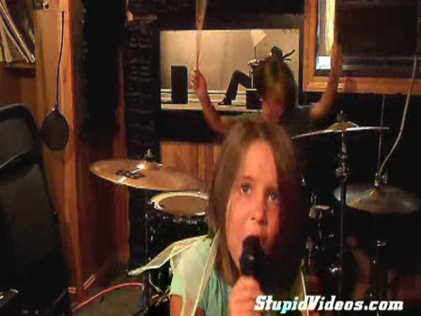Metalové děti