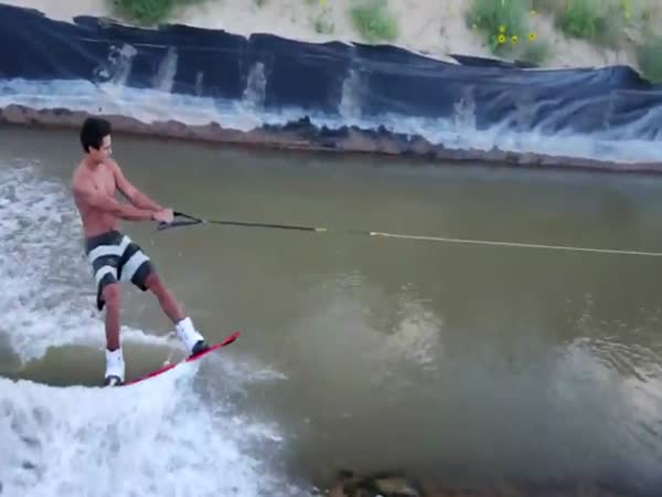 Wakeboardingová pohodička
