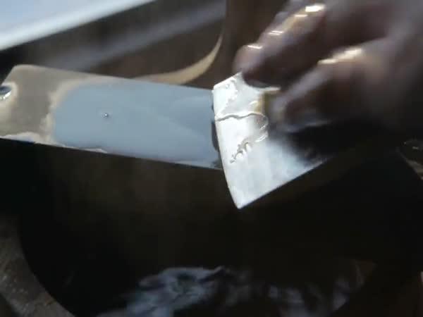 Zrození nástroje 2/2 - dláto