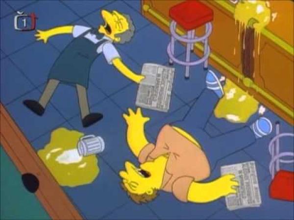 Simpsonovi - Prohibice