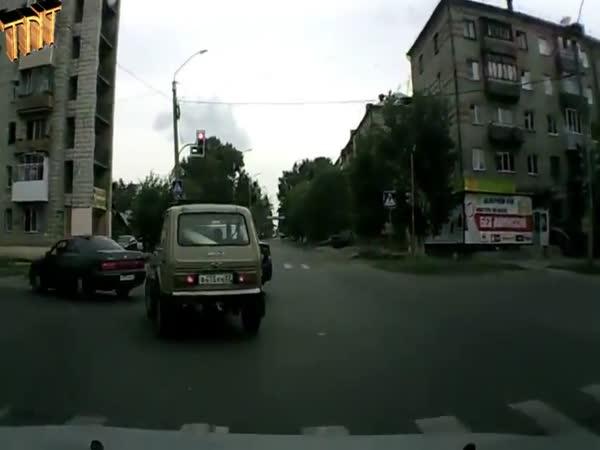 Blbci za volantem - nehody 7.díl