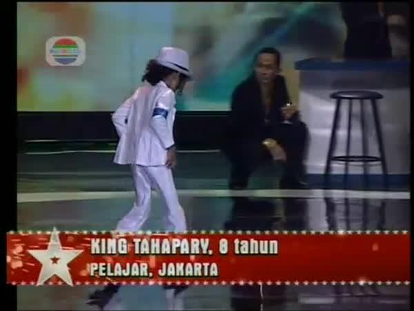 Pocta Michaelu Jacksonovi