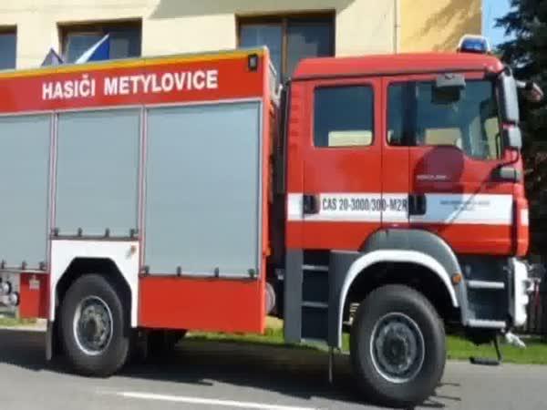 Ruda z Ostravy volá Metylovice