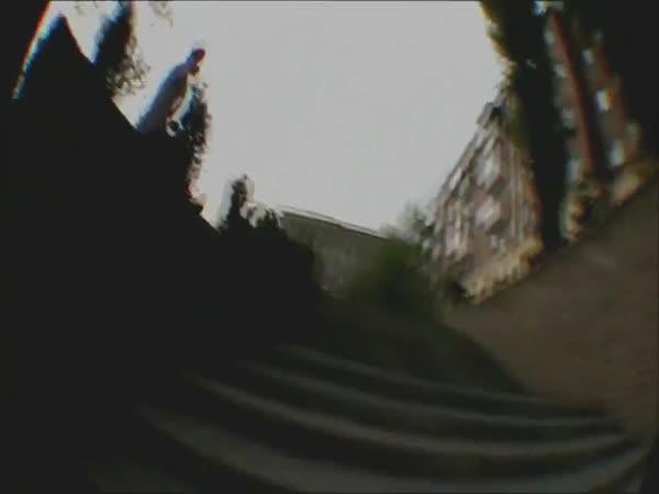 Ruský parkour a freerunning