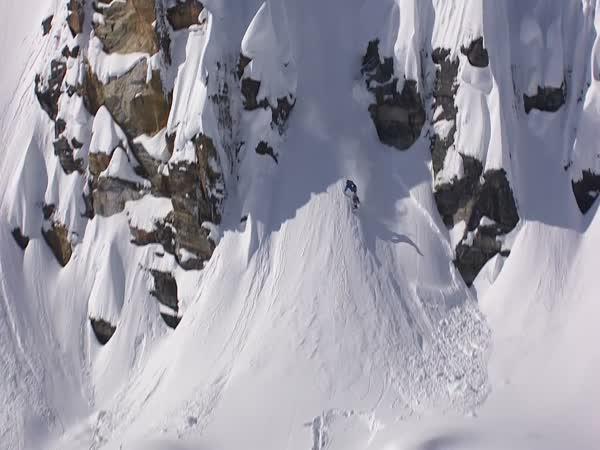 Red bull - snowboarding
