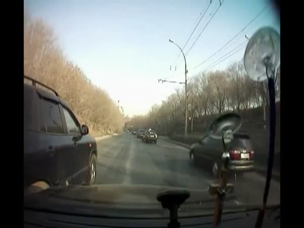 Blbci za volantem - nehody 8.díl