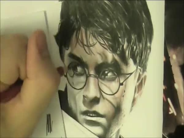 Kreslení - Harry Potter