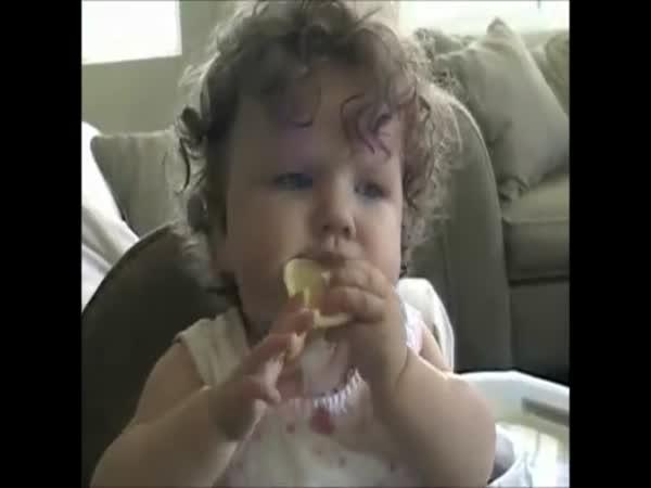 Děti vs. citrón