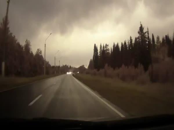 Nehoda - Smrťák