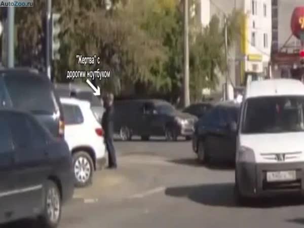 Proč mají v Rusku palubní kamery