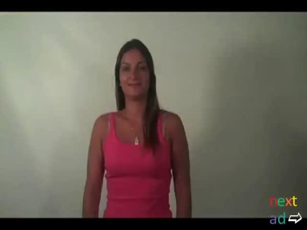 Ženská prsa jako klakson