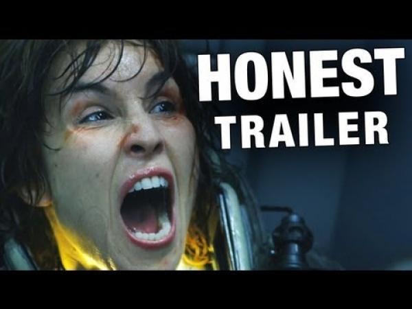 Prometheus - upřímný trailer