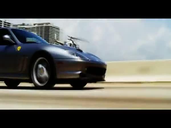 Největší automobilová honička všech dob