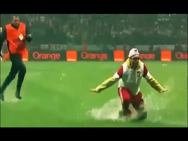 Pobřežní hlídka - Polsko fotbal