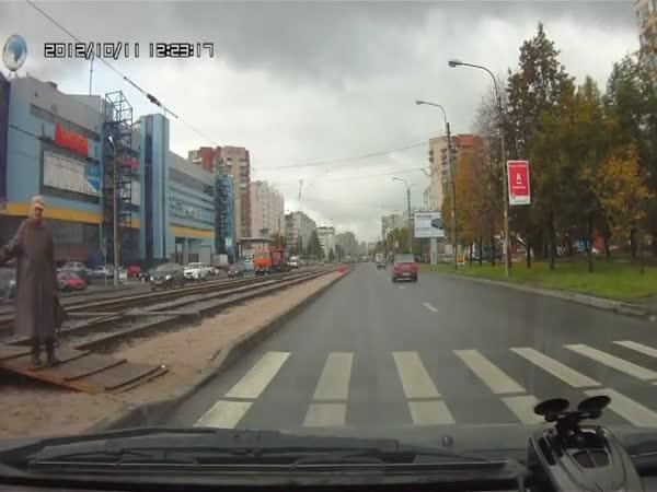 Řidič gentleman