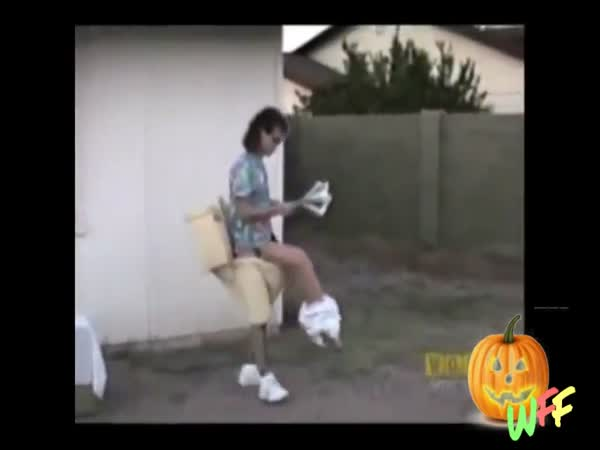 Krásný Halloween - halloweenské nachytávky