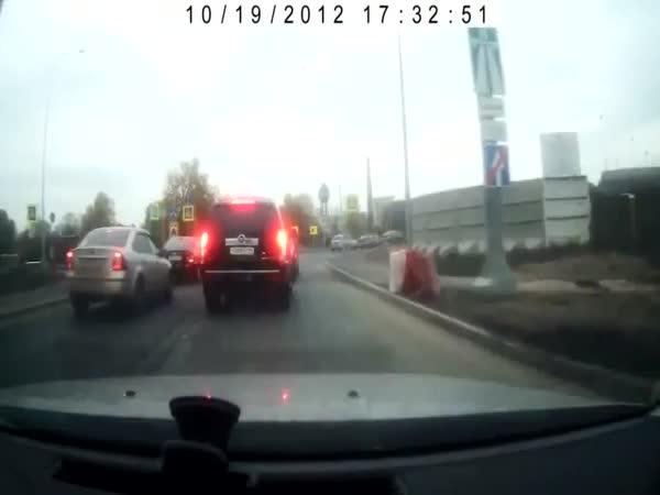 VIP nehoda