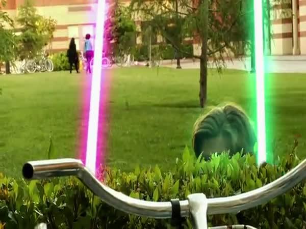 Světelný meč - hračka pro dospělé #2