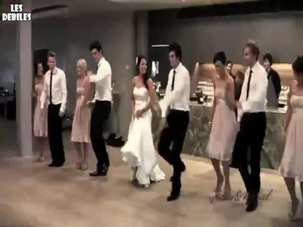 Originální svatební tanečky