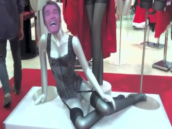Figuríny v obchodech