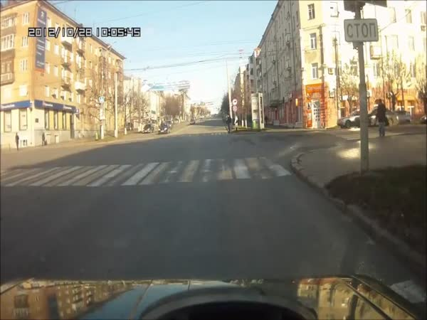 Blbci za volantem - nehody 12.díl