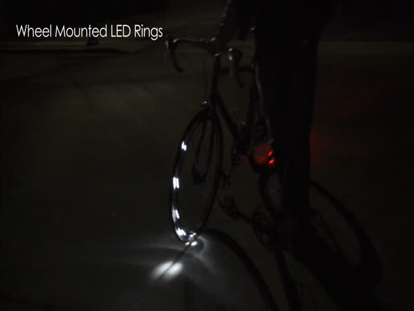 Revolight - osvětlení kola