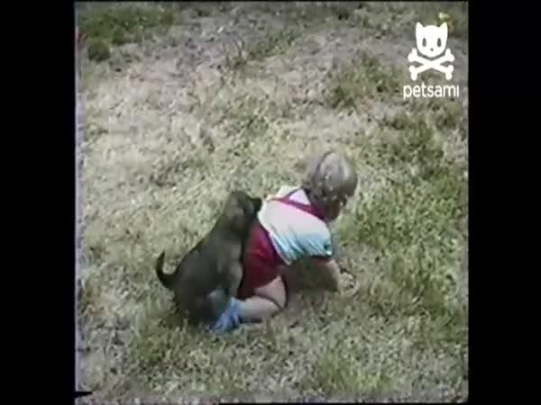 Děti vs. zvířátka #2