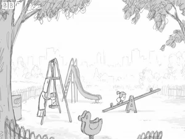Animace - hlídání dětí