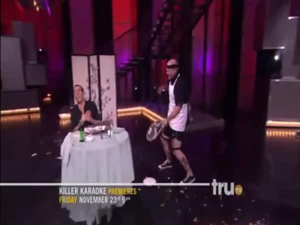 Killer Karaoke - elektrošoky
