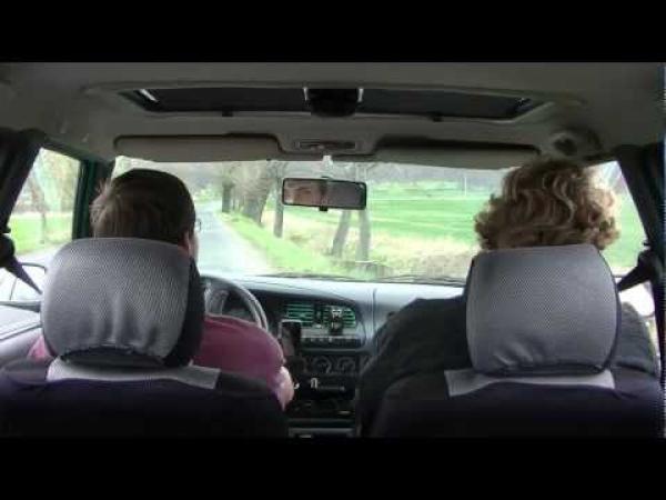 Nemožný žák v autoškole