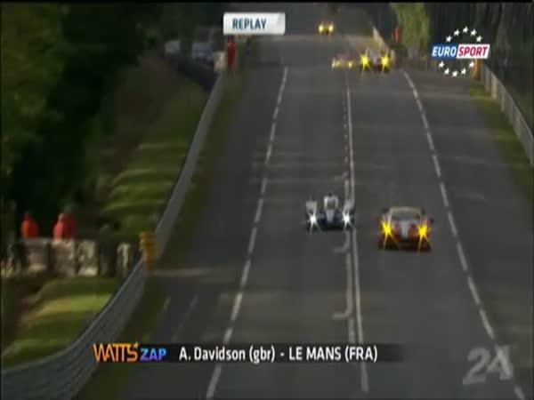 Kuriozní sportovní okamžiky - Motosport 2012