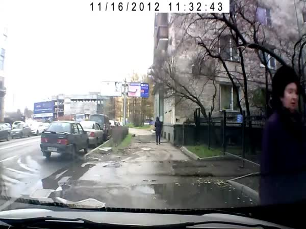 Bába ojede auto klíčem