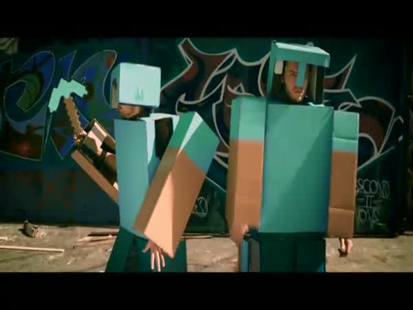 Corridor Digital - Minecraft