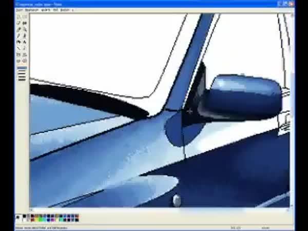 Umění - malování ve Windows