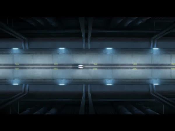 Animace - Droid smolař