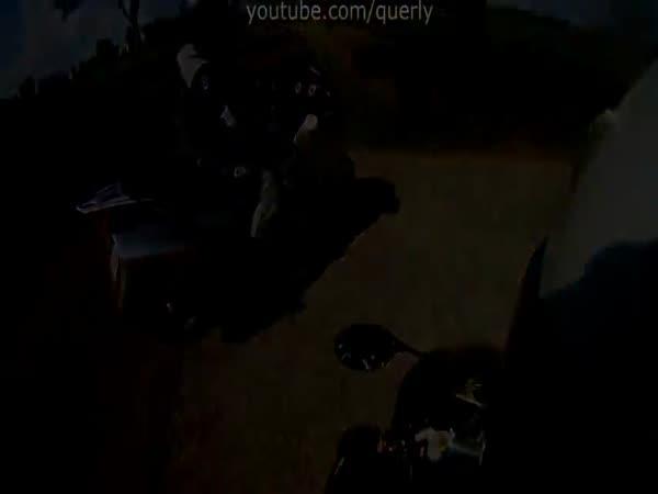 Největší blbci - motorkáři 4