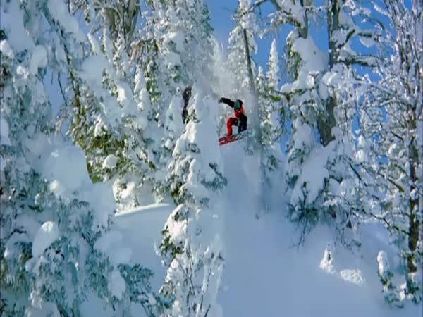 Umění snowboardingu
