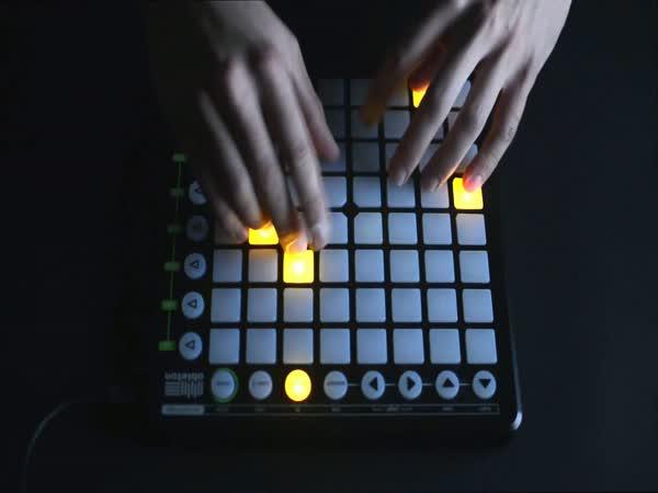 Launchpad music