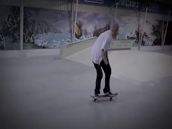CZ skatebording a freerunning